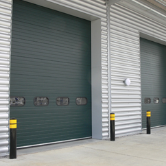 Industrial Doors SS600