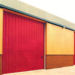 SS F 150 - Industrial Door